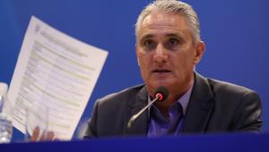 Tite convocará seleção brasileira contra Venezuela e Uruguai na sexta-feira