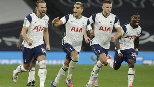 Tottenham elimina Chelsea da Copa da Liga Inglesa nos pênaltis