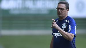 Luxemburgo alerta: Palmeiras tem de crescer para 'coisas mais difíceis' que virão