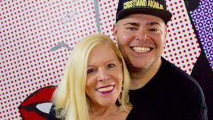 Rafael Vannucci diz que Vanusa deve sair da UTI em breve