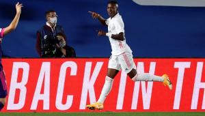 Real Madrid vence Valladolid em noite inspirada de Vinícius Junior