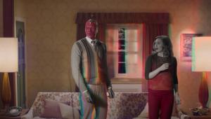 'WandaVision' ganha 1º trailer com realidade bagunçada por Feiticeira Escarlate; assista