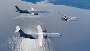 Airbus quer revolucionar aviação e planeja aeronaves movidas a hidrogênio para 2035