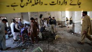 Explosão de bomba em escola do Paquistão causa morte de estudantes