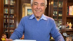 Maurício de Sousa ganha homenagem pelos seus 85 anos