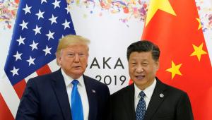 Donald Trump é acusado de manter negócios e conta bancária na China