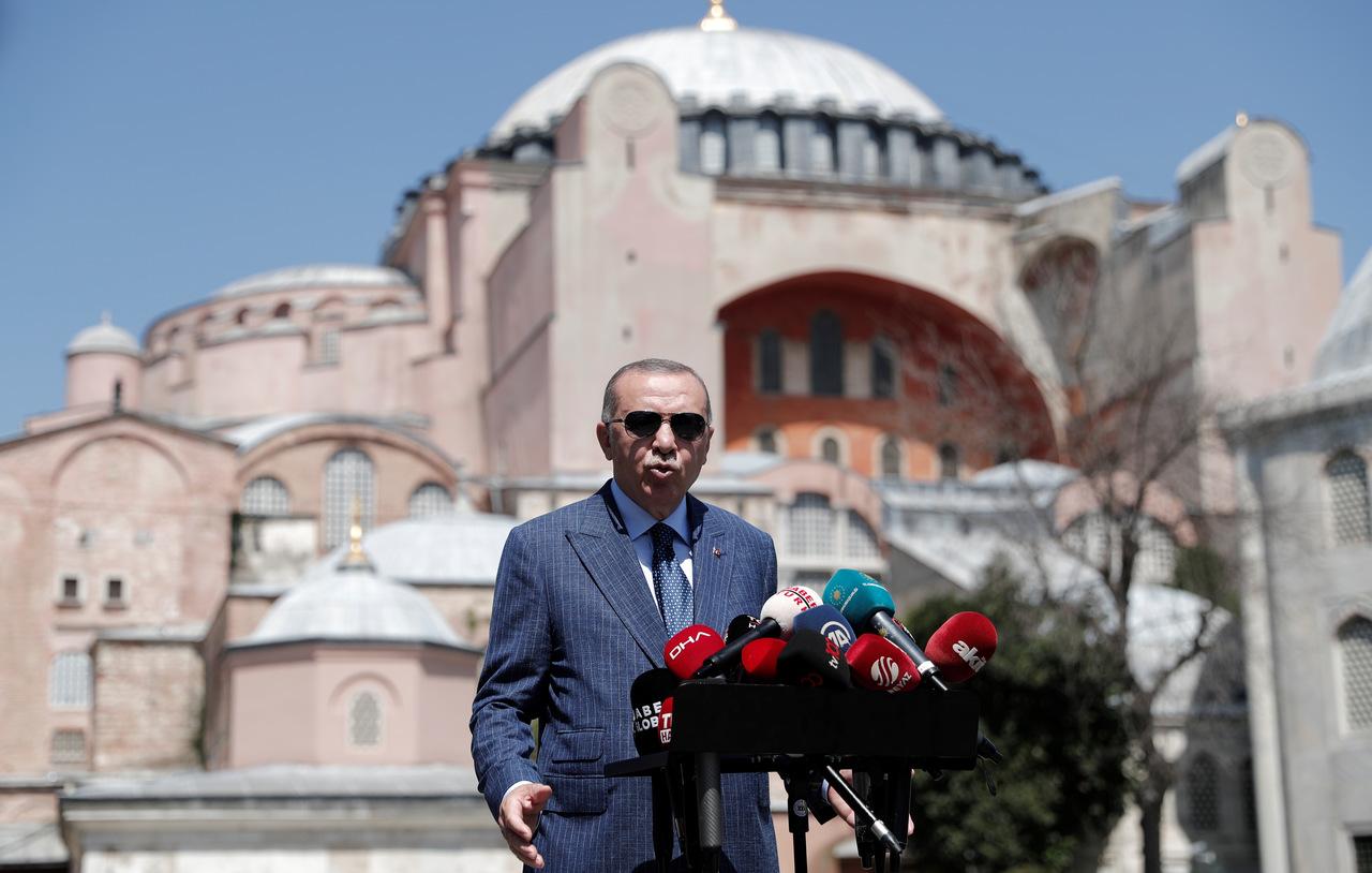 Erdogan, Istambul, Turquia