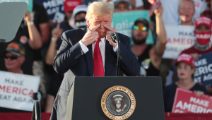 Microfones serão silenciados no último debate presidencial dos EUA