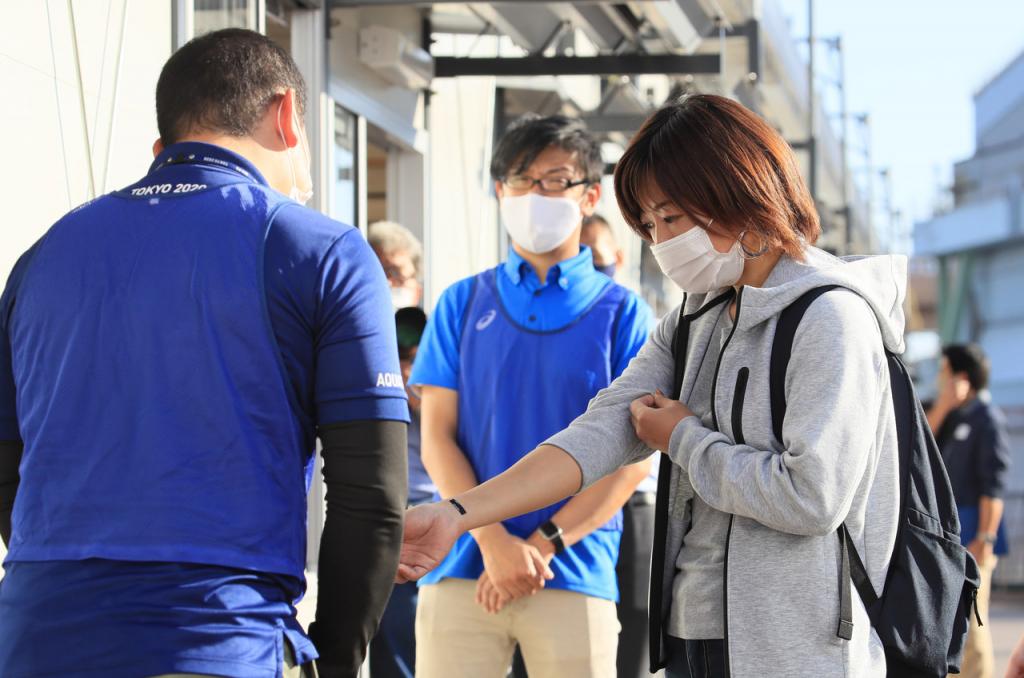 Medidas contra Covid-19 são testadas para Jogos Olímpicos de Tóquio – Jovem Pan