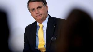Questionado sobre preço do arroz, Bolsonaro lança: 'Vai comprar lá na Venezuela'