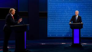 'Trump foi menos agressivo e falou com as minorias', diz Ana Paula Henkel