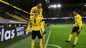 Manchester United estaria disposto a pagar R$ 1,3 bilhão por dupla do Borussia Dortmund