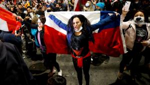 Plebiscito no Chile já tem 78% dos votos favoráveis a nova Constituição