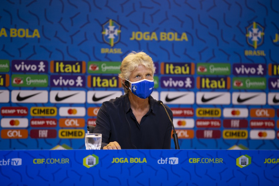 Pia Sundhage faz balanço positivo da participação do Brasil em torneio nos EUA – Jovem Pan