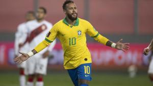 Brasil derrota Peru por 4 a 2 nas Eliminatórias e Neymar supera Ronaldo em gols pela seleção