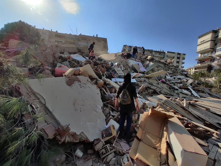 Forte terremoto no mar Egeu atinge Grécia e Turquia; assista | Jovem Pan