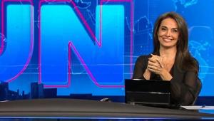 Mais uma: Carla Vilhena deixa Globo e vai para CNN