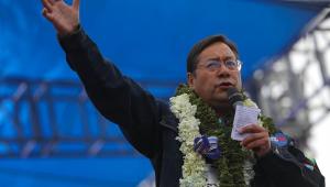 EUA parabenizam Luis Arce por vitória na Bolívia e prometem colaborar com economia