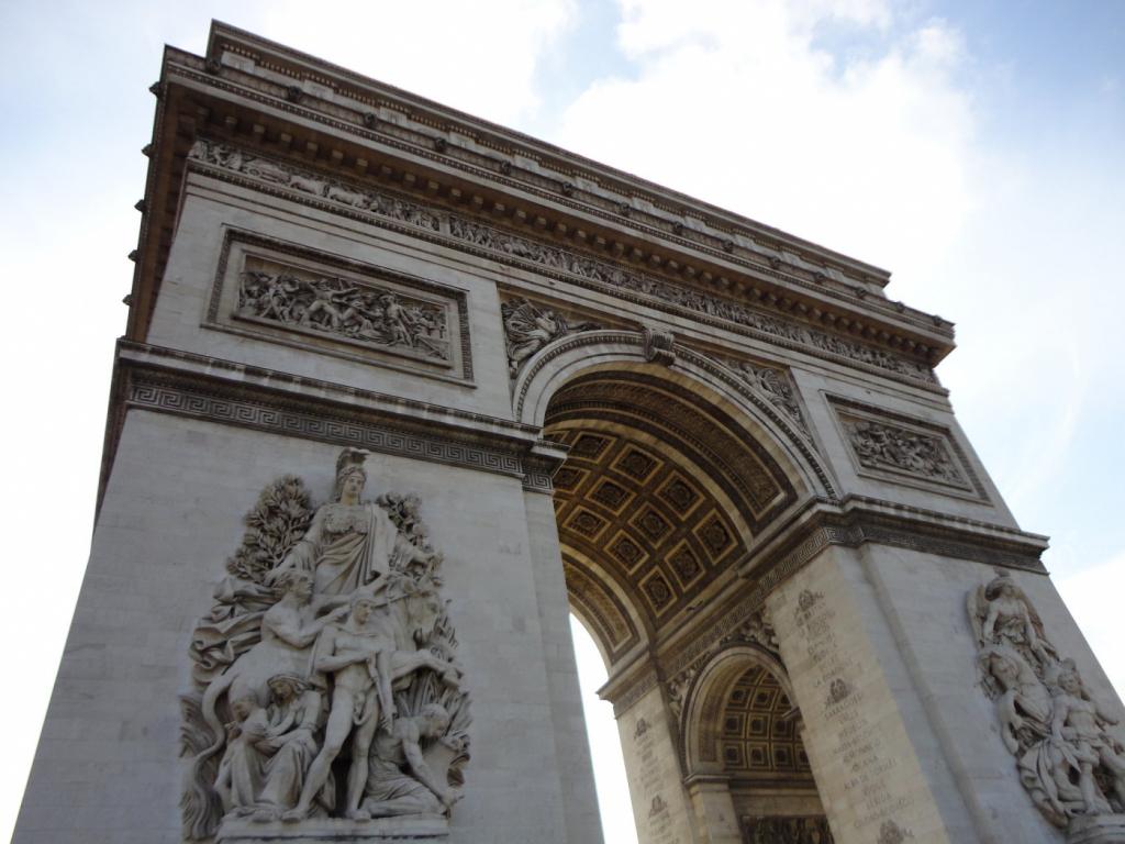 Após alerta de bomba em Paris, arredores do Arco do Triunfo são esvaziados – Jovem Pan