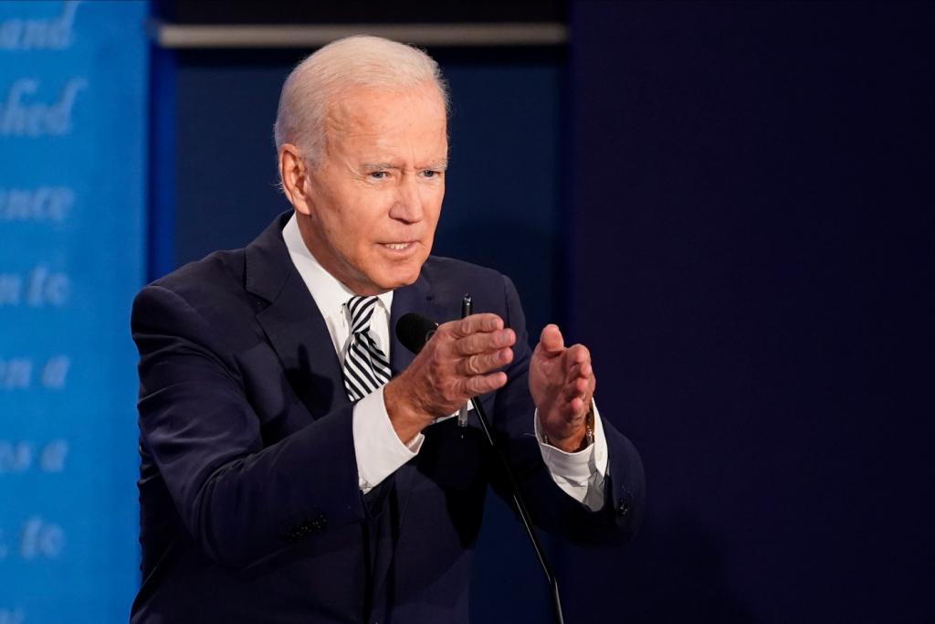 Biden garante que governo não será 3º mandato de Obama e prega união dos EUA – Jovem Pan