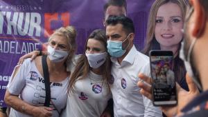 Candidatos à Prefeitura de SP cumprem agenda de campanha no fim de semana