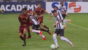 Jogando em casa, Atlético-MG falha e empata com o Sport