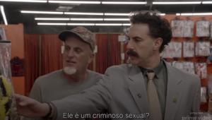 Borat está de volta aos EUA no trailer da sequência do Prime Video; assista
