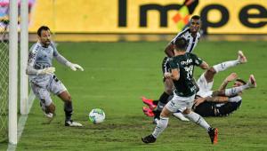 Palmeiras perde chance de encostar na liderança