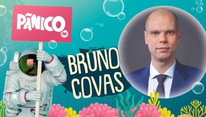 BRUNO COVAS - PÂNICO - AO VIVO - 27/10/20