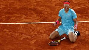 Nadal atropela Djokovic e conquista 13º título em Roland Garros