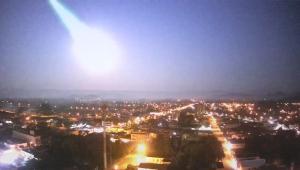 Meteoro ilumina céu do Rio Grande do Sul; assista ao momento
