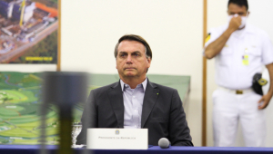 Ministro do TSE rejeita ação contra Bolsonaro por ataques ao sistema eleitoral