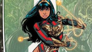 DC anuncia Mulher-Maravilha brasileira para os quadrinhos
