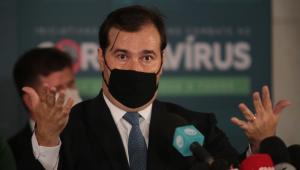 Rodrigo Maia tem dificuldades para encarar o fim do mandato