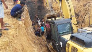 Indonésia: Deslizamento de terra mata 11 pessoas em mina de carvão
