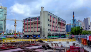 China muda de lugar prédio de 7 mil toneladas; assista