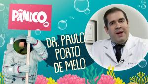 DR. PAULO PORTO DE MELO - PÂNICO - AO VIVO - 21/10/20