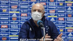 Felipão vai continuar no Cruzeiro? Veja o que o treinador falou após manter o time na Série B