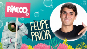 FELIPE PRIOR - PÂNICO - AO VIVO - 29/10/20