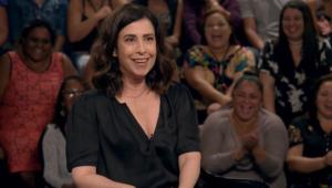 Fernanda Torres relembra meme 'totalmente drogada' no Altas Horas