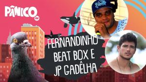 FERNANDINHO BEAT BOX E JP GADÊLHA - PÂNICO - AO VIVO - 01/10/20