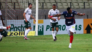 Fortaleza vence e ultrapassa o Palmeiras na tabela do Brasileirão