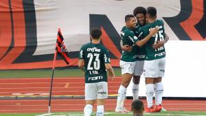 Com dois gols de Luiz Adriano, Palmeiras encerra série de derrotas