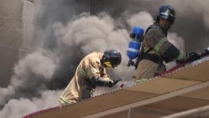 Dois pacientes morrem após incêndio em hospital do Rio