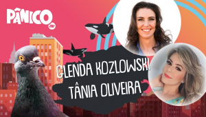 GLENDA KOZLOWSKI E TÂNIA OLIVEIRA - PÂNICO - AO VIVO - 16/10/20