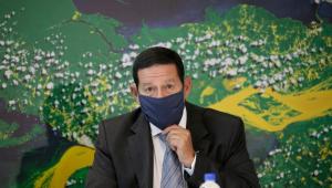 Alemanha e Noruega negociam fundo de preservação da Amazônia, diz Mourão