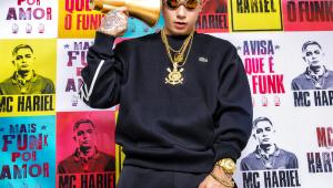 'Eu quero que o funk seja motivo de orgulho para o Brasil', diz MC Hariel