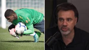 Mauro Beting compara Hugo Neneca com histórico goleiro da seleção; confira