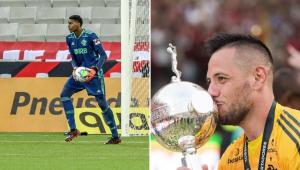 Hugo Neneca x Diego Alves: Veja comparação entre os goleiros do Flamengo