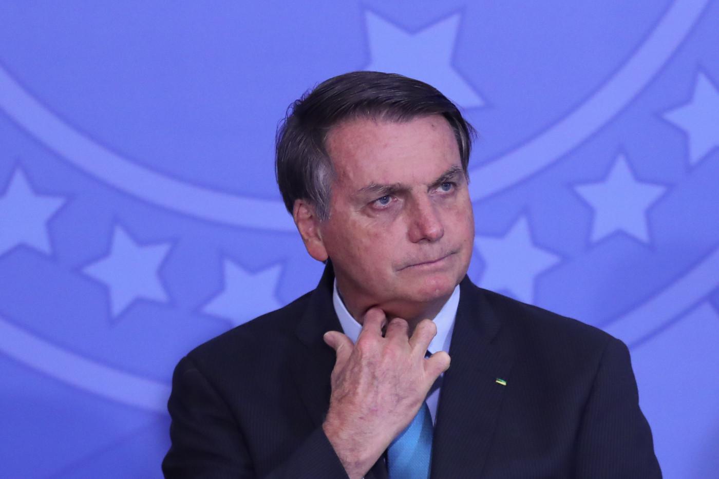 Exclusivo: Bolsonaro diz que não tomará vacina chinesa | Jovem Pan